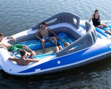 amazon inflatable boat