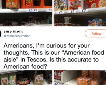 american snacks tesco