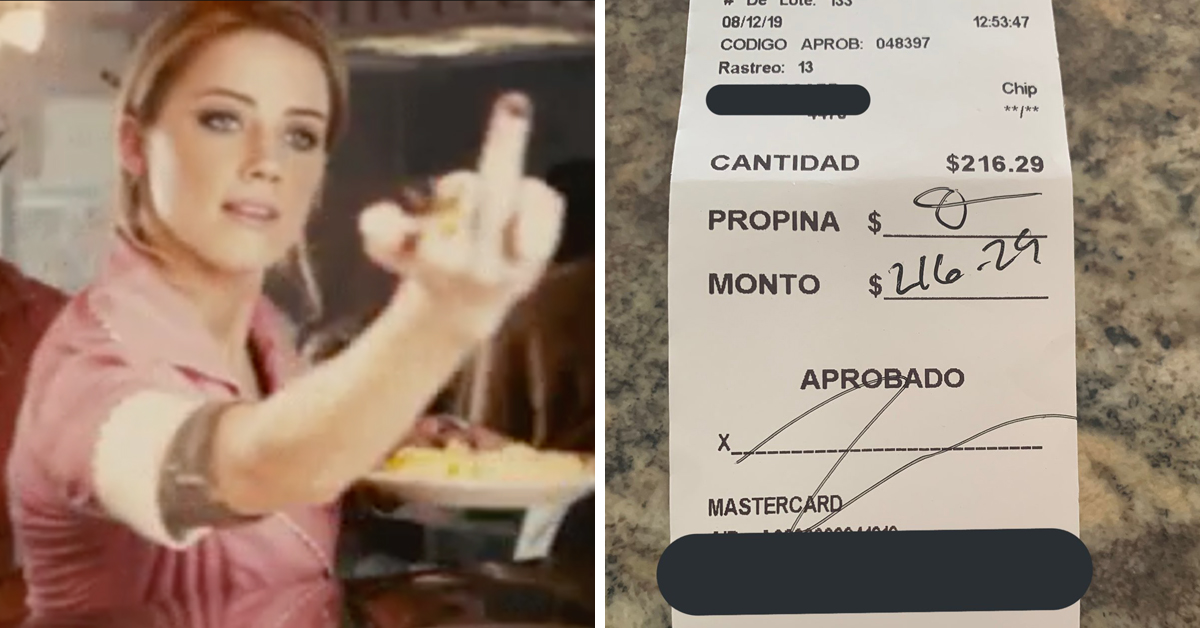 17 Bad Tippers Who Got Put On Blast By The Servers They Stiffed