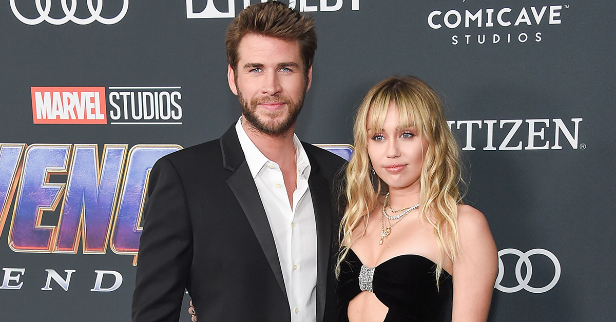 miley and liam split - photo #47