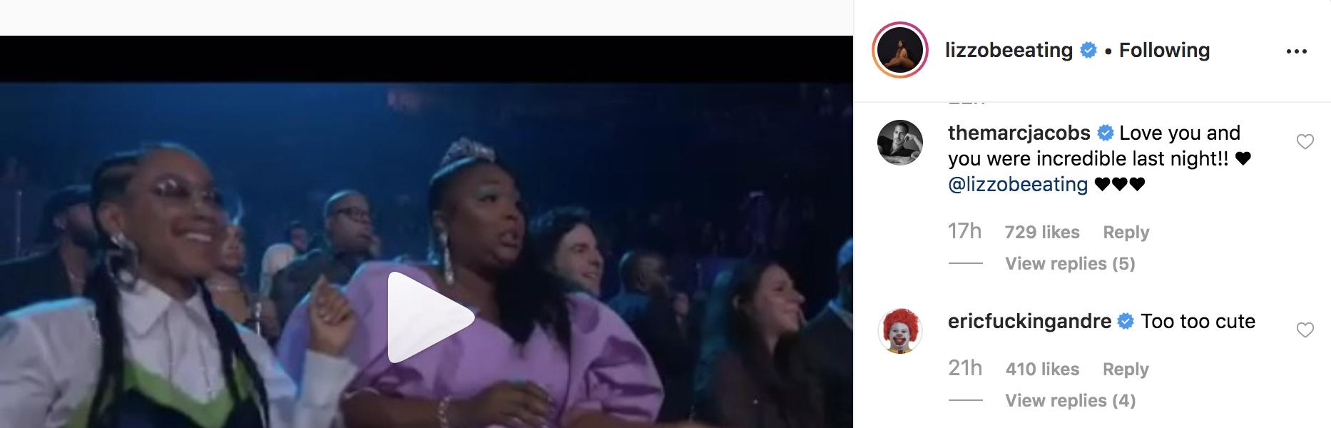 Lizzo Instagram