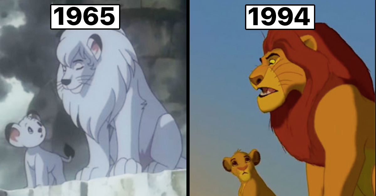 Did Disney Steal 'The Lion King' From Japanese 'Kimba The White Lion'?
