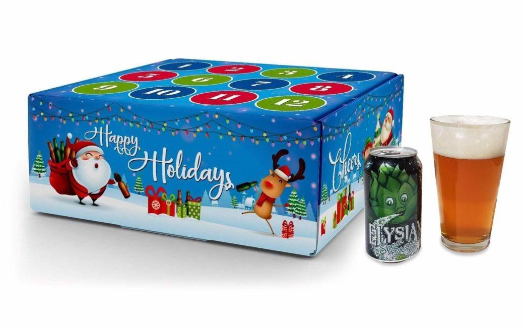 advent calendar alcohol