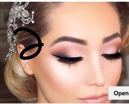 bride, redding, choosing beggar, bride hair makeup