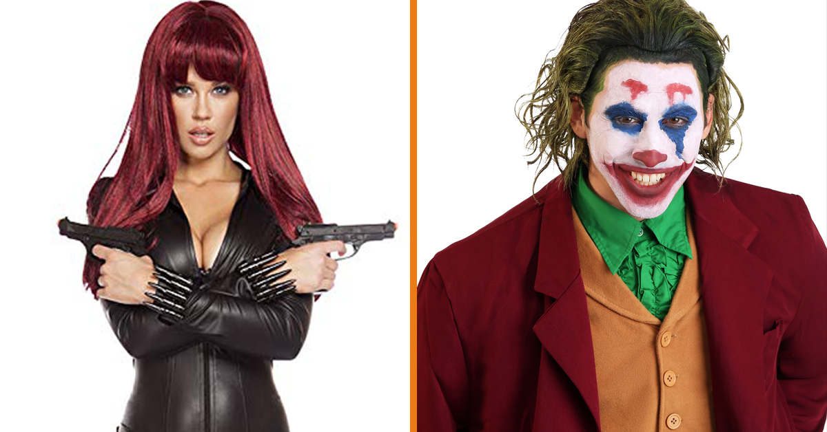 Here Are The 27 Most Popular Halloween Costumes Of 2019