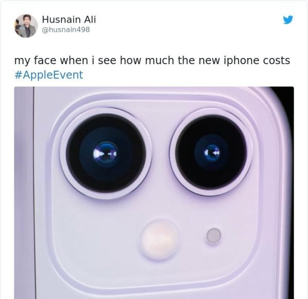 25 Of The Funniest Iphone 11 Memes We Could Find