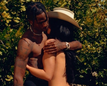 kylie jenner, travis scott, playboy