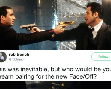 face/off, face off, face/off reboot, face off reboot, faceoff reboot, face off remake, faceoff remake, face/off remake