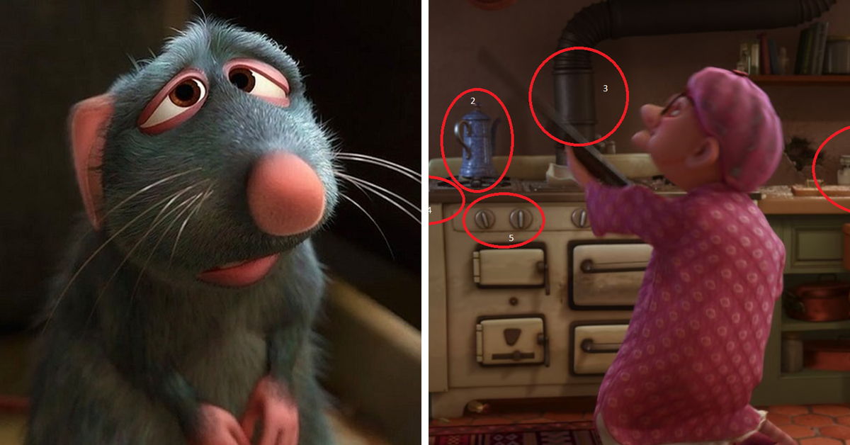 Ratatouille Director Shuts Down Viral Fan Theory And Fans Aren T Happy