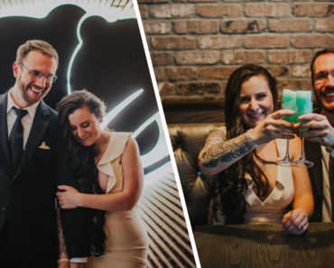 Taco Bell, Taco Bell wedding, Taco Bell wedding couple, Taco Bell marriage, Taco Bell Las Vegas, Taco Bell Las Vegas cantina, Taco Bell cantina, Taco Bell wedding reception, Taco Bell wedding party