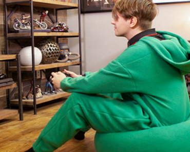 bean-bag onesie, onesie