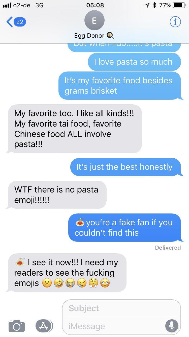 Joey King celeb mom text