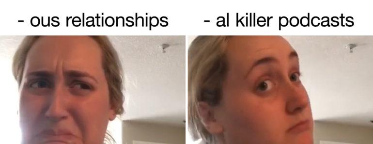 best funniest true crime memes