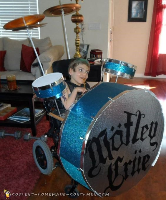 45 Disability Halloween Costumes That Are Truly Awesome