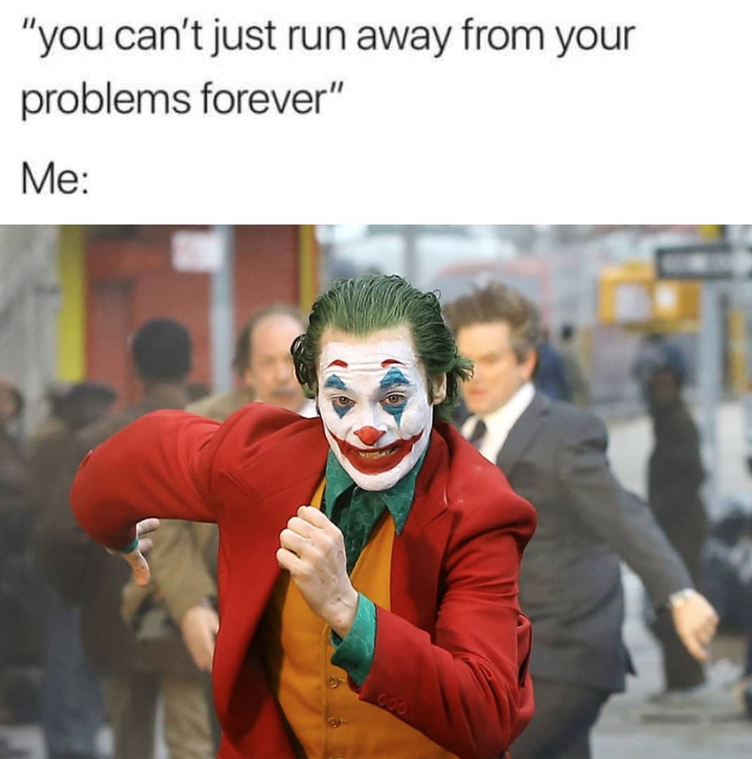What Is The We Live In A Society Meme And Why Is The Joker Involved