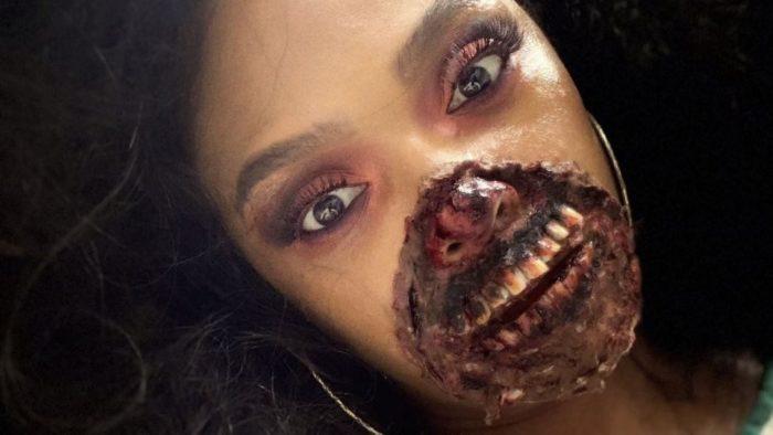 zombie makeup hospital