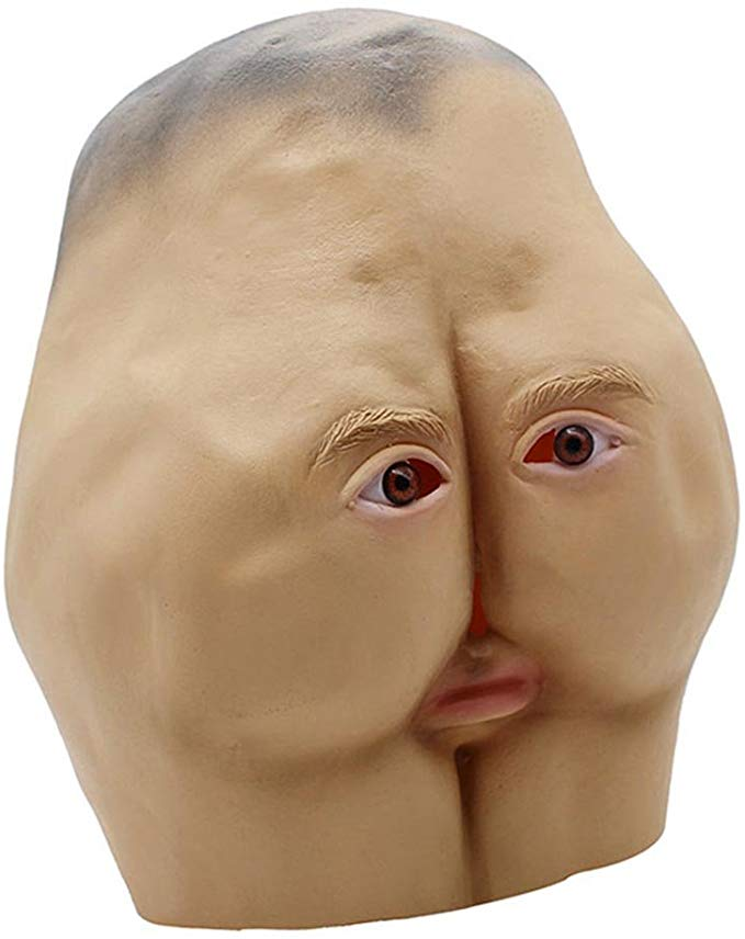 sloth mask goonies butt