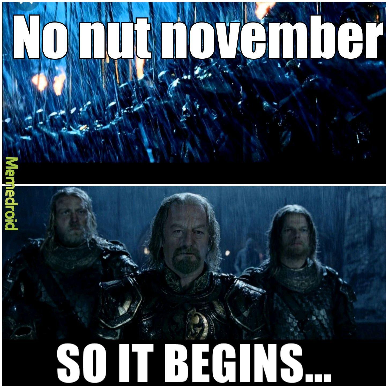no-nut november memes, best no-nut november memes, funniest no-nut november memes, funny no-nut november memes, new no-nut november memes, no-nut november memes 2019