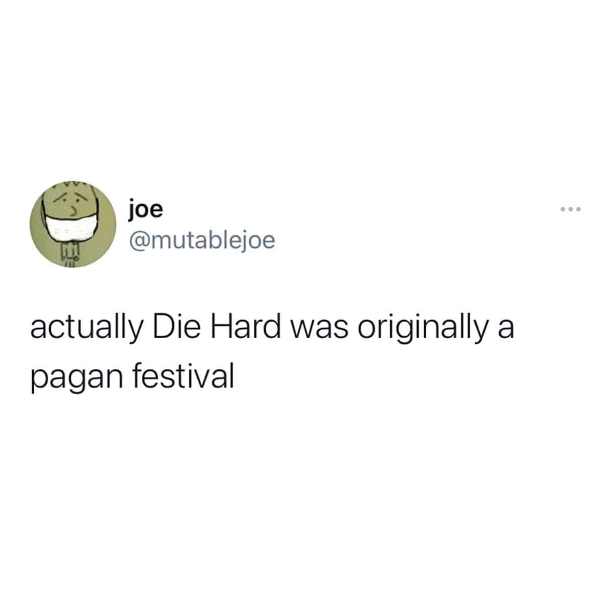 die hard pagan festival