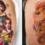 disney tattoo art