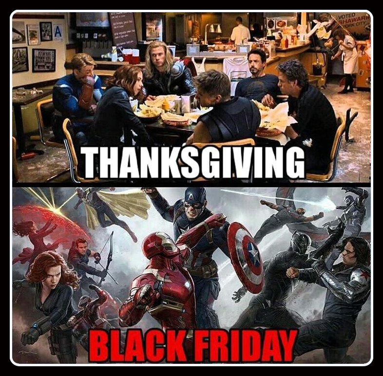 30 Black Friday Memes That Are 100% Off For A Limited Time ...