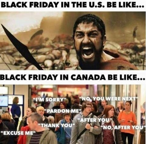 30 Black Friday Memes That Are 100% Off For A Limited Time