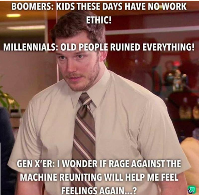 gen x meme, gen x memes, generation x meme, generation x memes