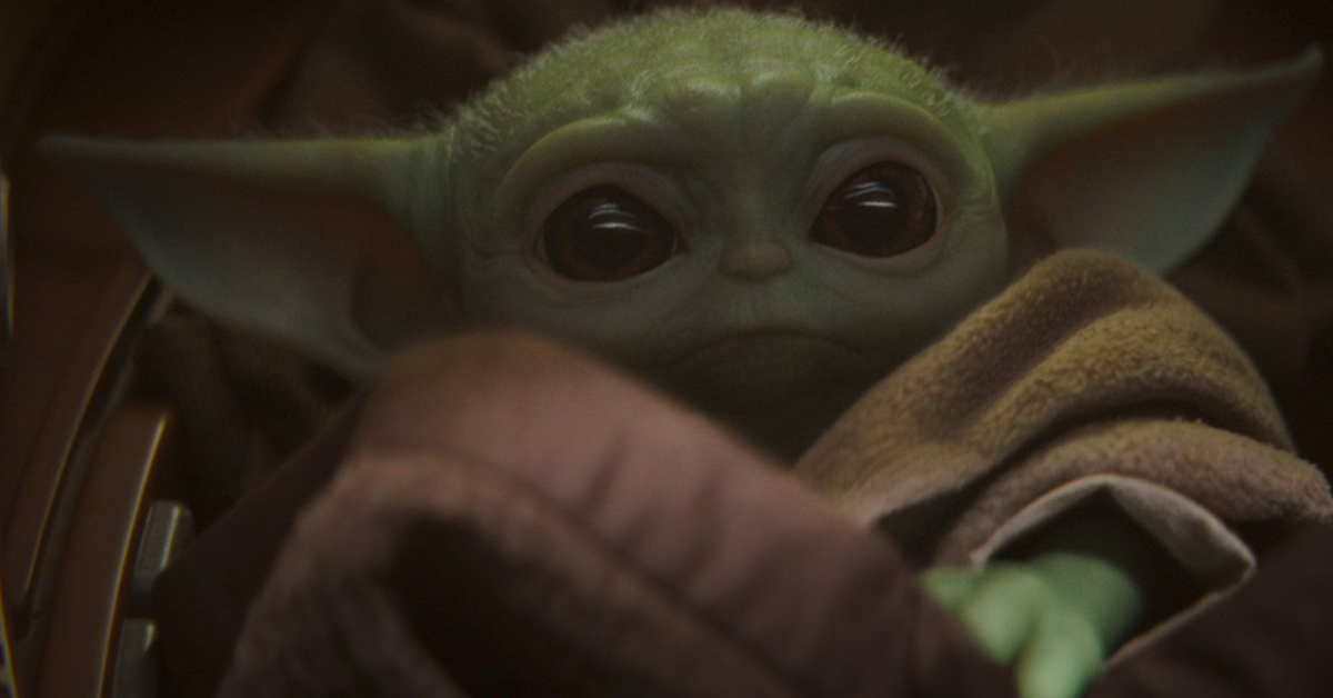 baby yoda fancam, baby yoda moments