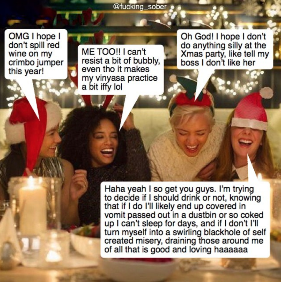 19 Office Holiday Party Memes For People Who Get Wasted At