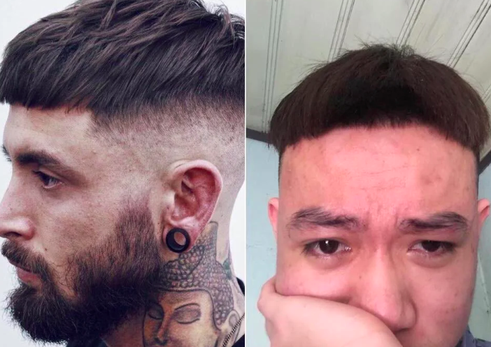 bad haircut 17 bad haircuts that ruined 2019 for these poor people