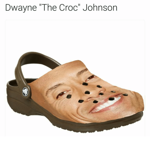 dwayne croc