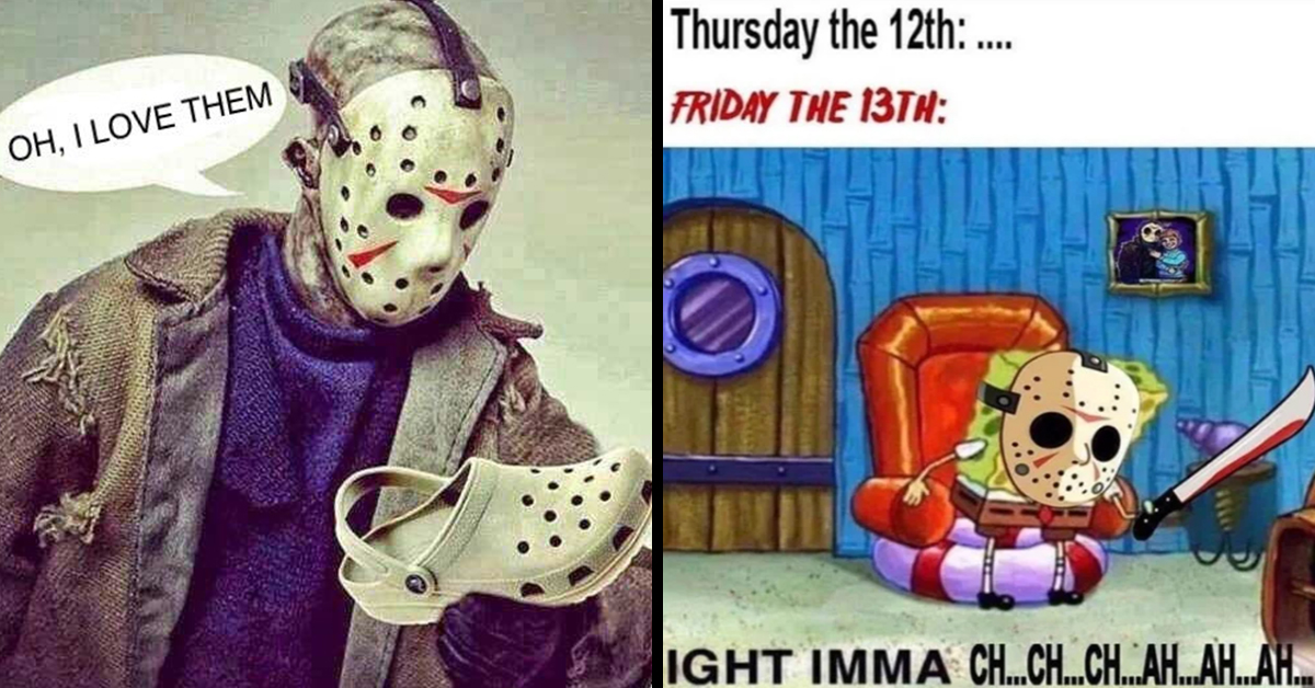 Jason Comes This Day: 25 Friday The 13th Memes And Tweets