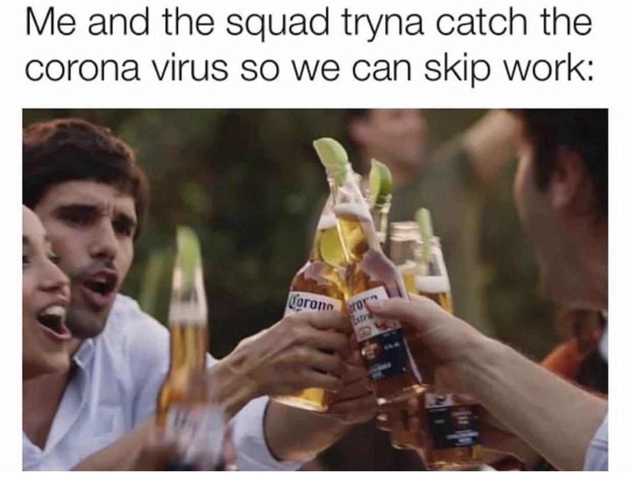 coronavirus memes meme corona funny
