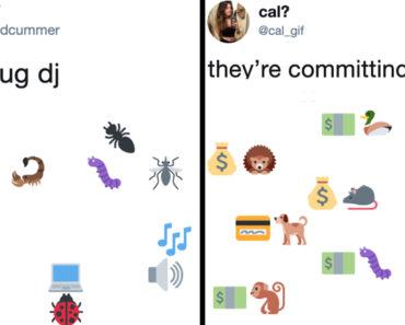 animal emoji parties