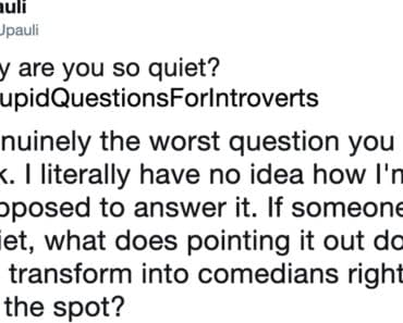 stupid questions for introverts