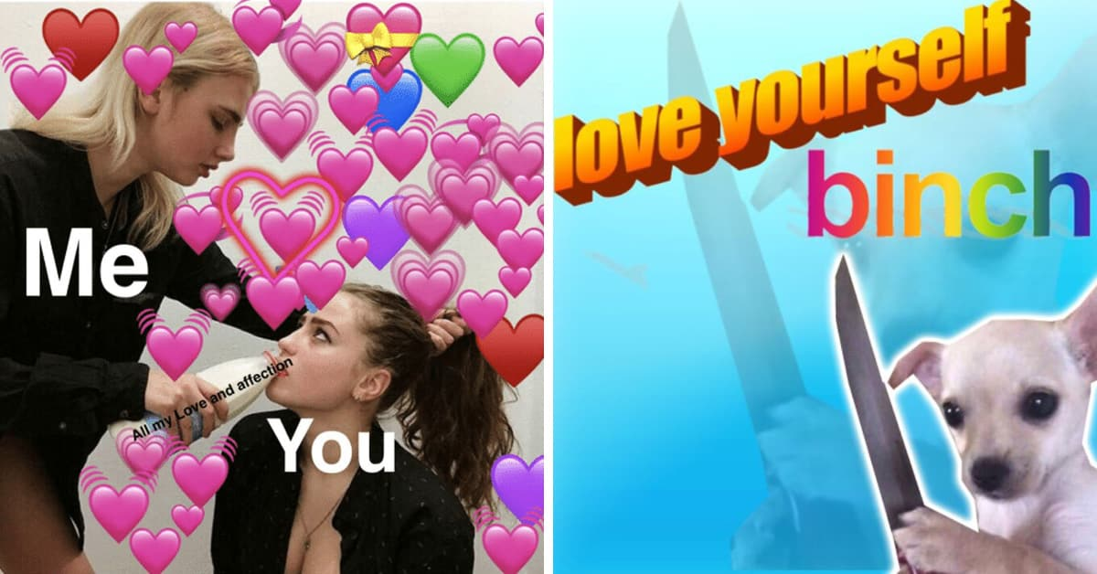 Wholesome Love Memes Are The New Valentines 34 Memes