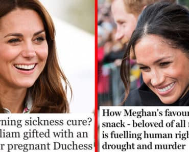 People Are Comparing How Differently The Press Treats Kate Middleton And Meghan Markle