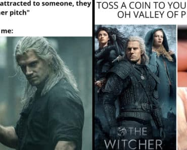 the witcher memes, witcher series memes, funny witcher memes