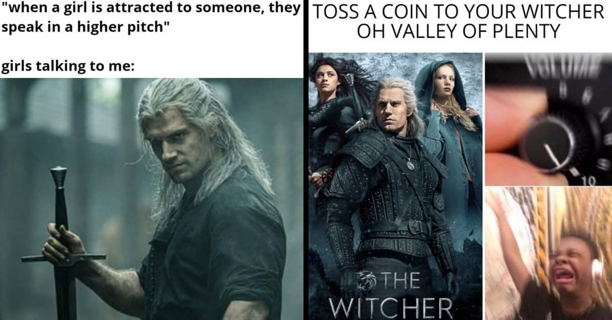 Toss A Meme To Your Witcher 37 The Witcher Memes