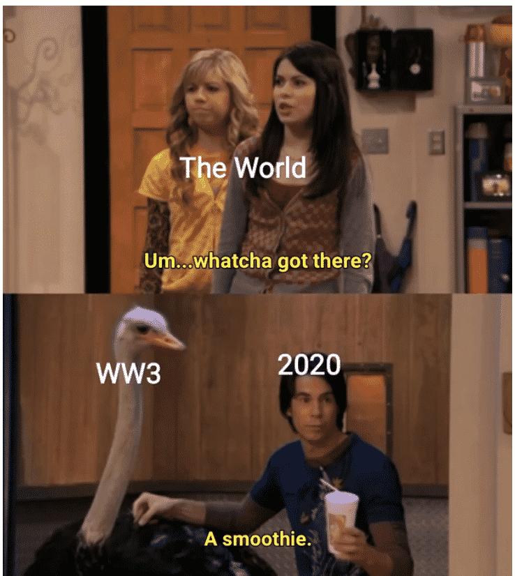 Random: WW3 Is The First Meme Of 2020 (40 WW3 Memes