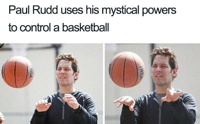 Paul Rudd meme, Paul Rudd memes