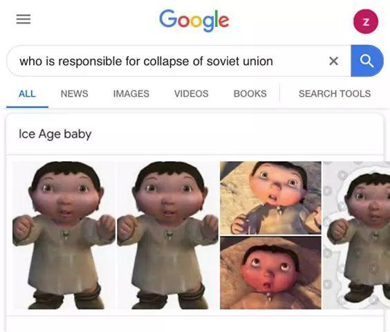 ice age baby, ice age baby meme, ice age baby memes