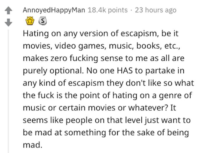 things people hate