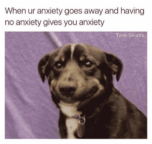 40 Overthinking Memes For Anyone Who's Too Inside Their ...