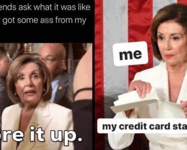 nancy pelosi meme, nancy pelosi rip meme, nancy pelosi ripping meme