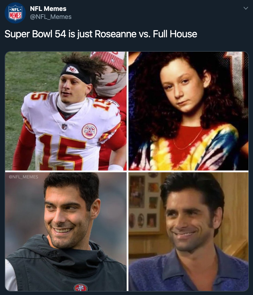 super bowl LIV, super bowl LIV memes, super bowl meme 2020, super bowl meme, super bowl memes