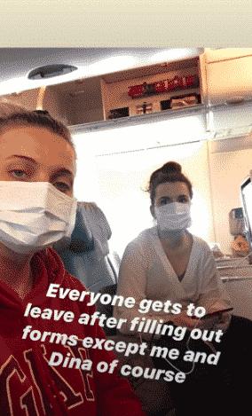 coronavirus quarantine, coronavirus flight, coronavirus