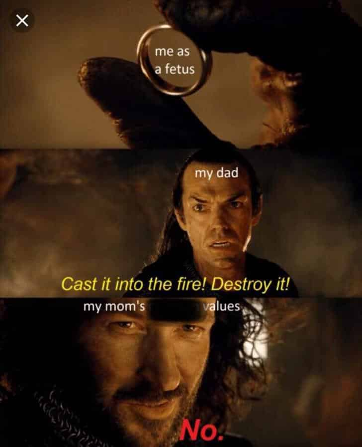 Lord Of The Rings Coronavirus Meme The Return Of The King