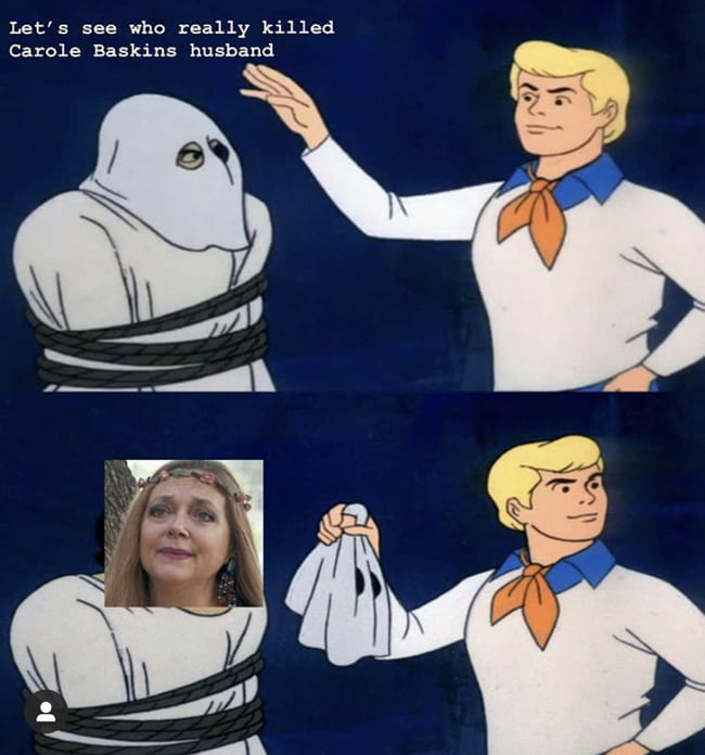 If Memes Count As Evidence, Carole Baskin Clearly Killed
