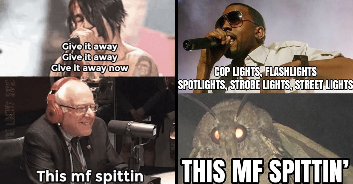 """21 Of The Best """"This MF Spittin'"""" Memes We Could Find"""